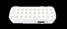 Luz de emegencia 30 leds - Macroled