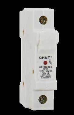 Base porta fusible 10x38 - Chint