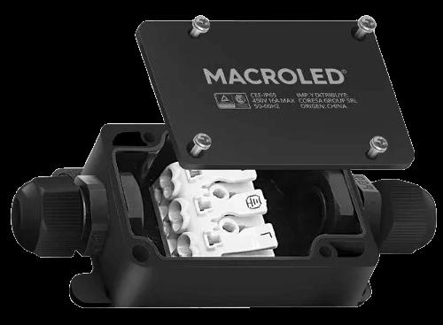 Bornera estanca IP-65 - Macroled