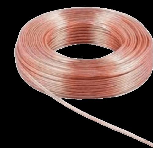 Rollo de cable cristal 2x1mm - Flexibolt