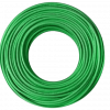 Rollo cable unipolar VERDE - Kalop