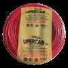 Rollo cable unipolar ROJO - Upercab