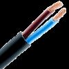 Cable vaina redonda 2x2.50mm, con interior expuesto