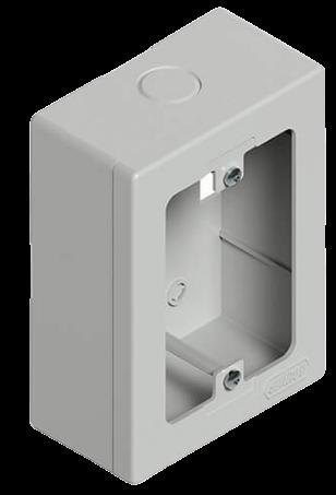 Caja para cablecanal de PVC - Genrod