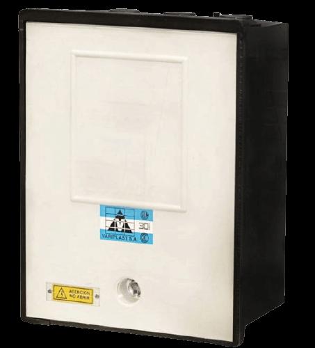 Caja de acometida de PVC 63A - Variplast