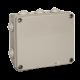 Caja de derivación de PVC gris 170X145x84 - STECK