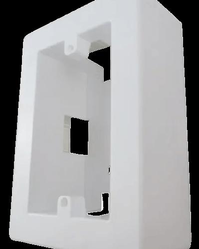 Caja para cablecanal de PVC extrachata - Kalop