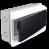 Caja de embutir de PVC para térmica - Genrod