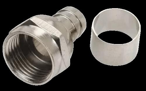 Conector F59 con anillo - PINI