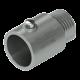 Conector de aluminio para caja estándar - Daisa
