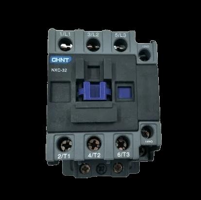 Mini contactor tripolar 6A - Chint
