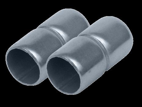 Cuplas de hierro - A.G