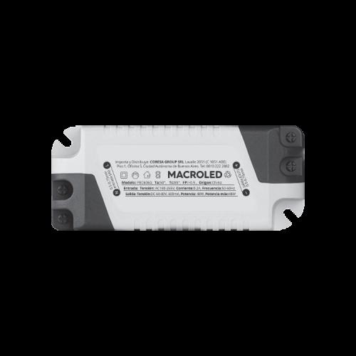 Driver panel LED 48W - Macroled