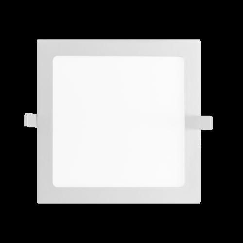 Embutido LED 18W blanco cuadrado - Macroled