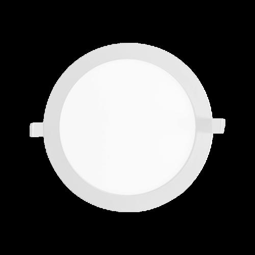 Embutido LED 18W blanco redondo - Macroled