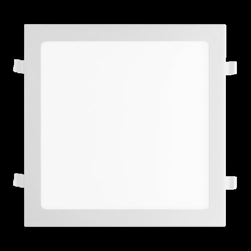 Embutido LED 24W blanco cuadrado - Macroled