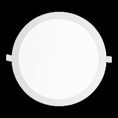 Embutido LED 24W blanco redondo - Macroled