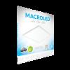Caja de embutido LED 48W blanco cuadrado luz fría - Macroled
