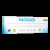 Caja de embutido LED 48W blanco rectangular luz fría - Macroled