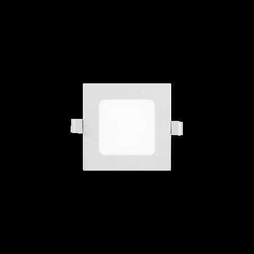 Embutido LED 6W blanco cuadrado - Macroled