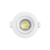 Embutido LED 7W blanco redondo dicroico - Macroled