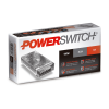 Caja de fuente LED 12V 100W 8AMP metálica Powerswitch - Macroled