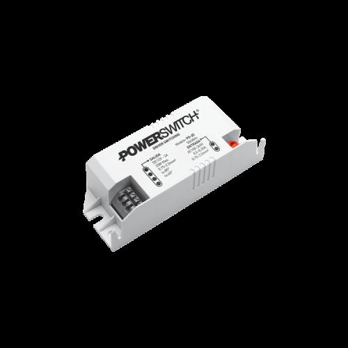 Fuente LED 12V 25W 2AMP gabinete plástico Powerswitch - Macroled