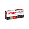 Caja de fuente LED 12V 25W 2AMP gabinete plástico Powerswitch - Macroled