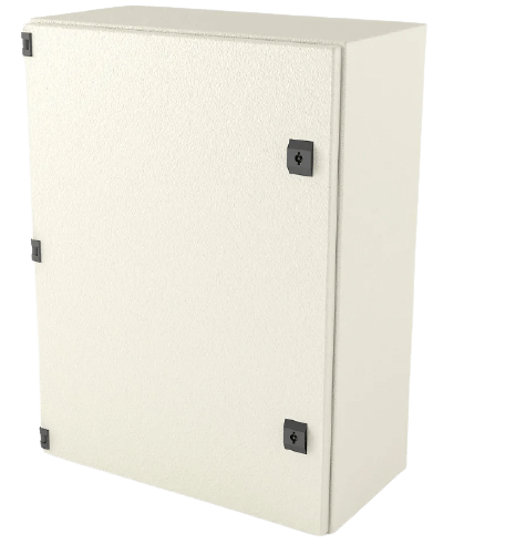 Gabinete estanco metálico 30x30x15 - Genrod