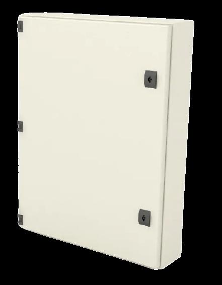 Gabinete estanco metálico 45x60x15 - Genrod