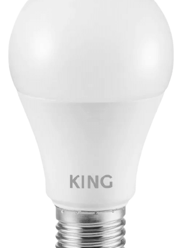 Lámpara LED 12W A60 King