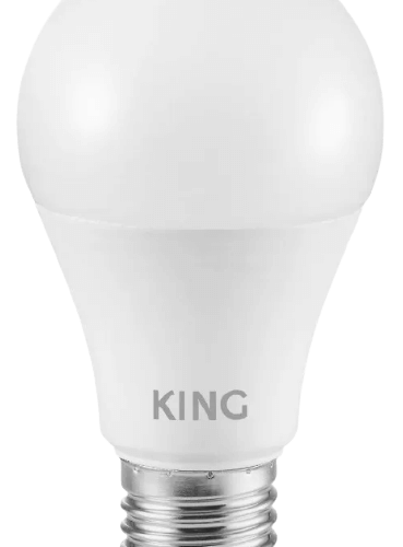 Lámpara LED 15W A60 - King