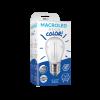 Caja de lámpara LED 1W Deco Color! azul - Macroled