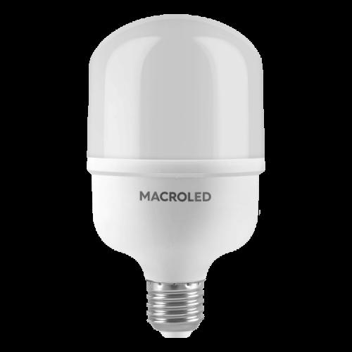 Lámpara LED bulbón 20W E27 - Macroled