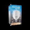 Caja de lámpara LED bulbón 20W E27 luz cálida - Macroled