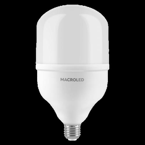 Lámpara LED bulbón 40W E27 - Macroled