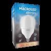 Caja de lámpara LED bulbón 40W E27 luz cálida - Macroled