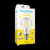 Caja de lámpara LED 4W Deco Color! amarillo - Macroled