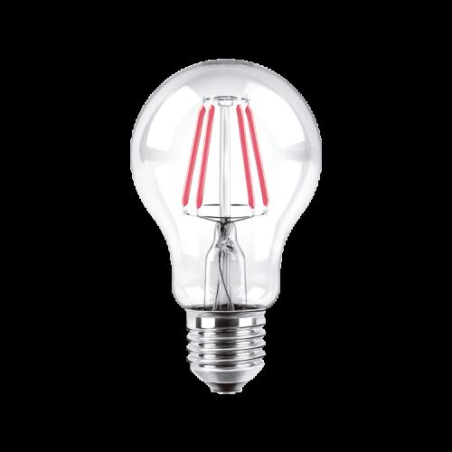 Lámpara LED 4W Deco Color! rojo - Macroled