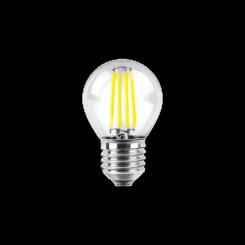 Lámpara LED 5W Gota Deco E27 luz cálida - Macroled