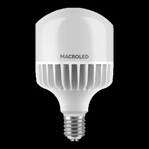 Lámpara LED bulbón 60W E40 - Macroled