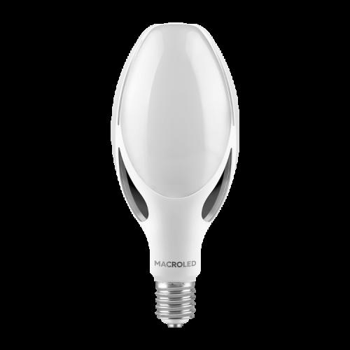 Lámpara LED 80W magnolia E40 - Macroled
