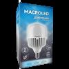 Caja de lámpara LED bulbón 90W E40 luz fría - Macroled