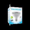 Caja de lámpara LED PAR30 11W luz fría - Macroled