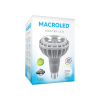 Caja de lámpara LED PAR30 30W luz fría - Macroled