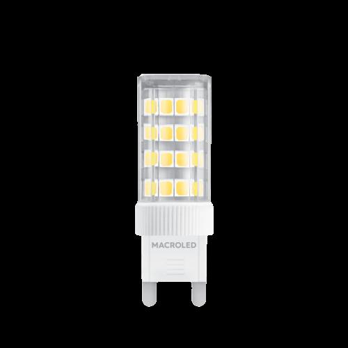 Lámpara LED bi pin 4.5W G9 - Macroled