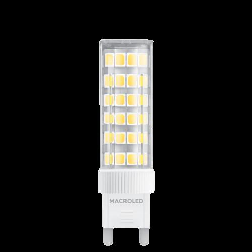 Lámpara LED bi pin 6W G9 - Macroled