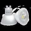 Lámpara LED dicroica 7W GU10 DIM - Macroled