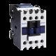 Mini contactor 4 polos 6A con frente blanco - Chint