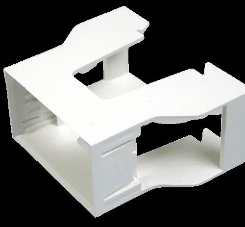 Módulo riel din blanco, 1 módulo - Kalop
